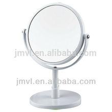 2015 Bath mirror chromed magnify cosmetic mirror