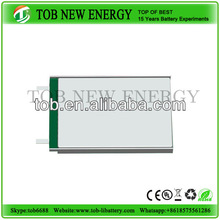 rechargeable li-polymer battery for Video camera, Long service life