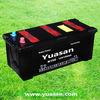 Reliable YUASAN JIS Low Maintenance Free Heavy Duty Lead Acid Battery for Cars-12V150AH