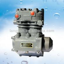 KAMAZ Two-cylinder Car Air Brake Compressor 5320-3509015