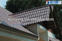 Chinese interlocking villa ceramic roof tiles