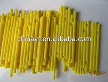 plastic whistle lollipop sticks