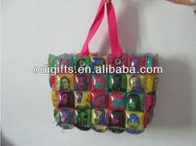 Hot sale PVC handbag for promotion