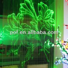 Plastic Optical Fiber Lighting Curtain
