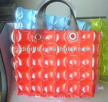 PVC bubble beach bag