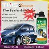 Tire repair tire sealant spray