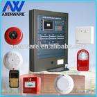 AW-AFP2100 Anolog Addressable Fire Alarm Control Panel