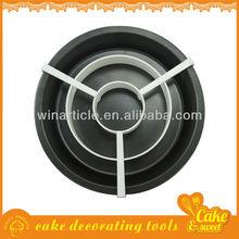Competitive price baking aluminium cake pan