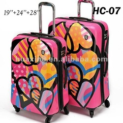 NEW DEVELOPMENT HIGH QUALITY ABS luggage
