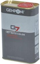 Car Paint: 2K Thinner Series
