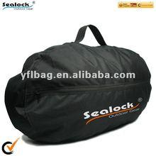 Black Waterproof duffle bags