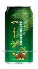 Low Calorie Coconut Juice