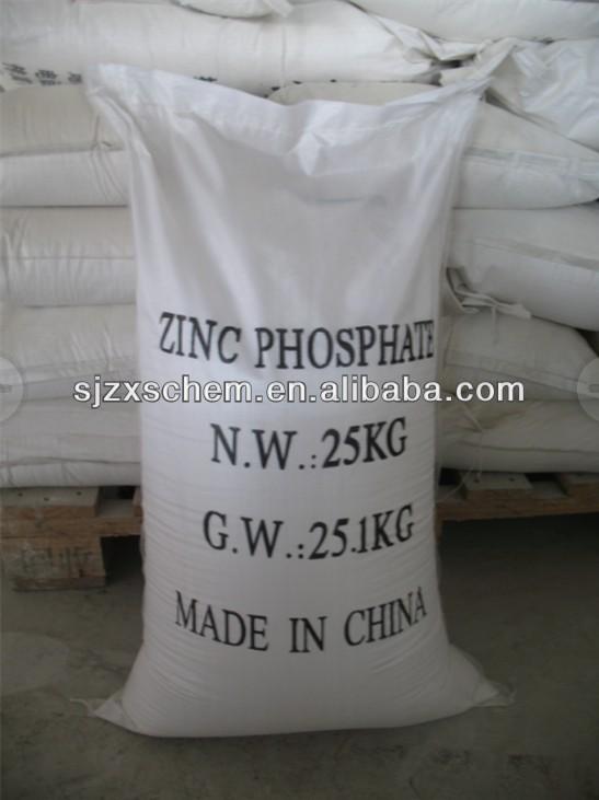 yüksek saflıktaki çinko fosfat