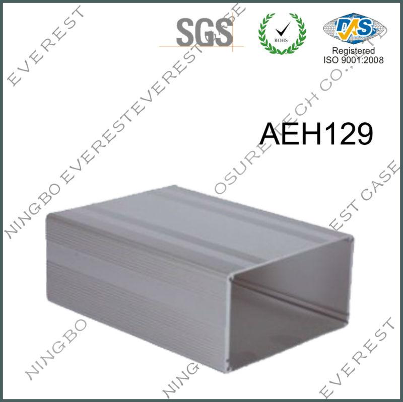aluminium extrusion enclosure for electronic