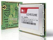 Dual-Band HSDPA/WCDMA and Quad-Band GSM/GPRS/EDGE sim5320