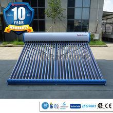 300L YYJ-R012-30 non pressure calentador de agua solar