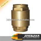 china low price sewage cw617n brass check valves manufacturer
