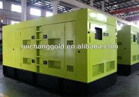 250KVA Silent Type Diesel Generators for Australia market powered by Cummins