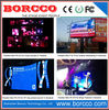 Shenzhen Borcco P10 Outdoor Led Display, Indoor Led Screen,Flexible Led Curtain Display