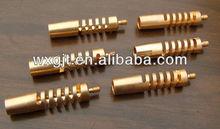 Professional copper cnc machine parts