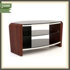 lcd tv rack wall mount wood hammock chair stand clear acrylic keyboard stand CG006