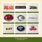 Custom Stickers Chrome Car Emblem ABS Letters