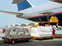 Air freight service from Shanghai to Ferrara