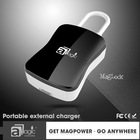 All-In-One 1600mAh USB Mobile Phone Emergency Battery Charger Case for Smartphones and Tablet pcs