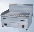 Gás de mesa meia chapa e meia grill