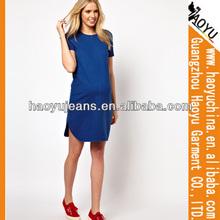 Haoyu jeans Latest design wholesale maternity clothes plus size maternity clothing wholesale (HYSK484)