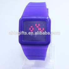 Fashion Silicone Vogue ladies watch,Wholesale quartz watch,Custom silicone watches