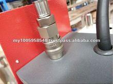 Fuel injector cleaner equipment