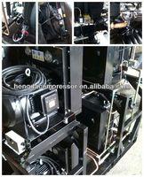 emergency tire sealer& inflator compressor 140CFM 580PSI 60HP