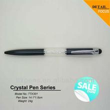 China pen factory rhinstone pencil