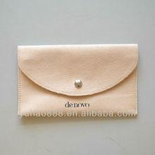 Ladies wallet ladies pars hand set bag with button&zipper OEM service