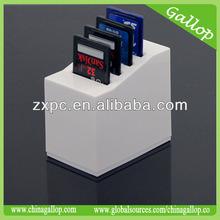 SD card reader/4 ports SD CARD READER & WRITER supports 64G SD