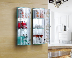 quilt display cabinets