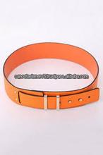 belt with rivet