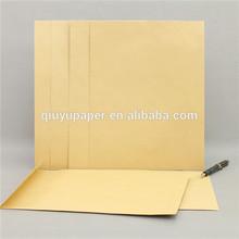 peal&seal vellum envelopes gold paper envelope