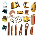 High Quality Electrical Copper Earthing Materials Manufacturer