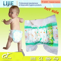 Breathable Disposable Sleepy Baby Diaper Factory In China