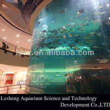 Hot sale Custom Acrylic Fish Tank Aquarium Tank