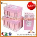 2014 personalizado de regalo cajas de papel hecho en china
