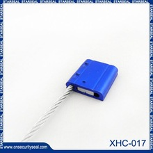 XHC-017 plastic security seal for containers customized seal