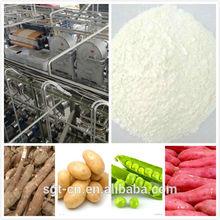 potato/cassava/ sweet potato /modified chips/starch making machine