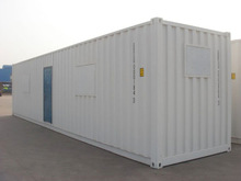 Food container house