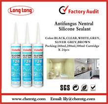 310ml Antifungus Neutral Silicone Sealant