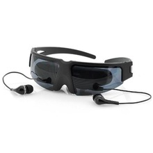 Click to Open Expanded View 2015 Virtual Private Theater Video Glasses with Av-in and 52 Inch Display