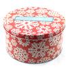 2014 cookies tin box,tin can cookies box,box cookie tin
