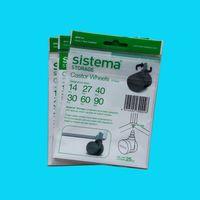 custom opp bags packaging for glossy photo paper